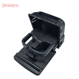 1Pcs OEM Central Console Armrest Rear Cup Drink Holder For For Jetta MK5 Golf GTI MKV MK5 MK6 1K0 862 532 C