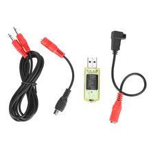 RC USB Flight Simulator Cables for WFLY/JR/FUTABA/Walkera/FS/KDS Fit for XTR5 FMS G4 FPV RC Helicopter Drone Transmitter