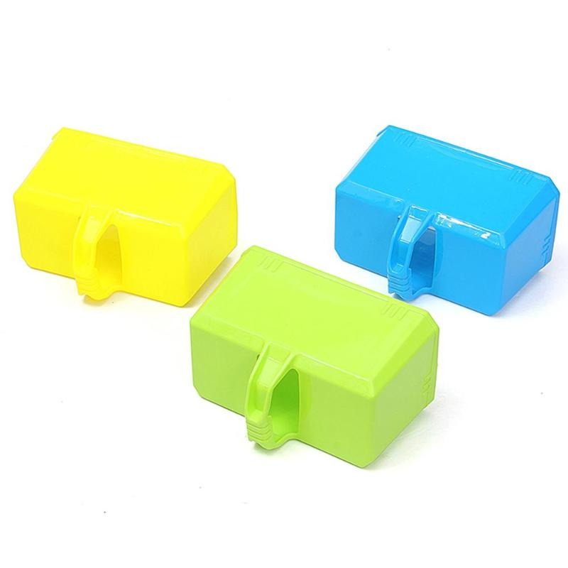Winter Outdoor Snow Block Mold Plastic Summer Sand Castle Brick Foundation Mould Children Funny Playing Accessories