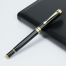 Luxury Beautifully Metal Shell Business Office School Supplies Ballpoint Pens for Writing Rollerball Pen gift