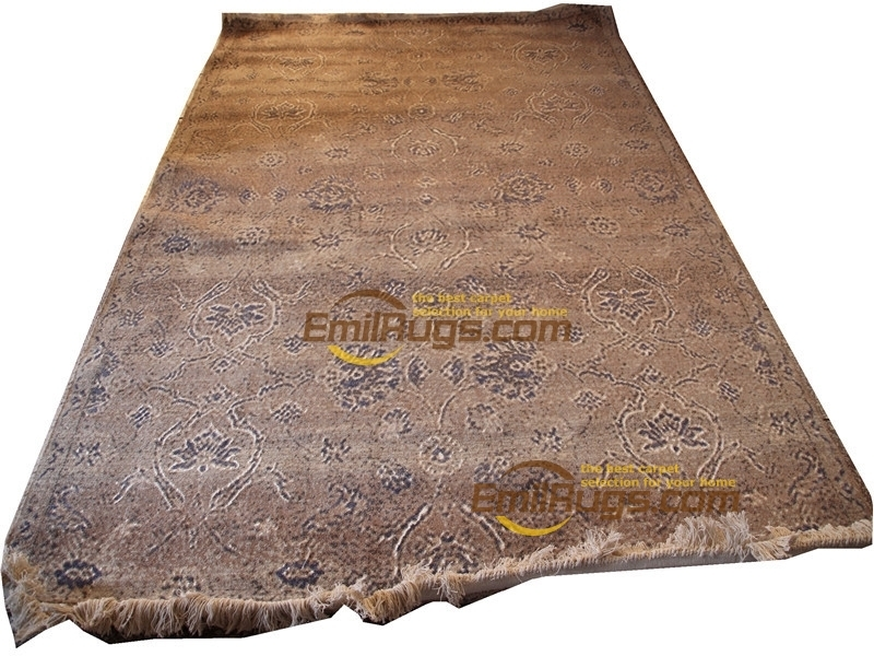 rugs china for living room Thick And Plush  European Reversible French Chic Square Aztec Blanket Natural|Carpet| |  - title=
