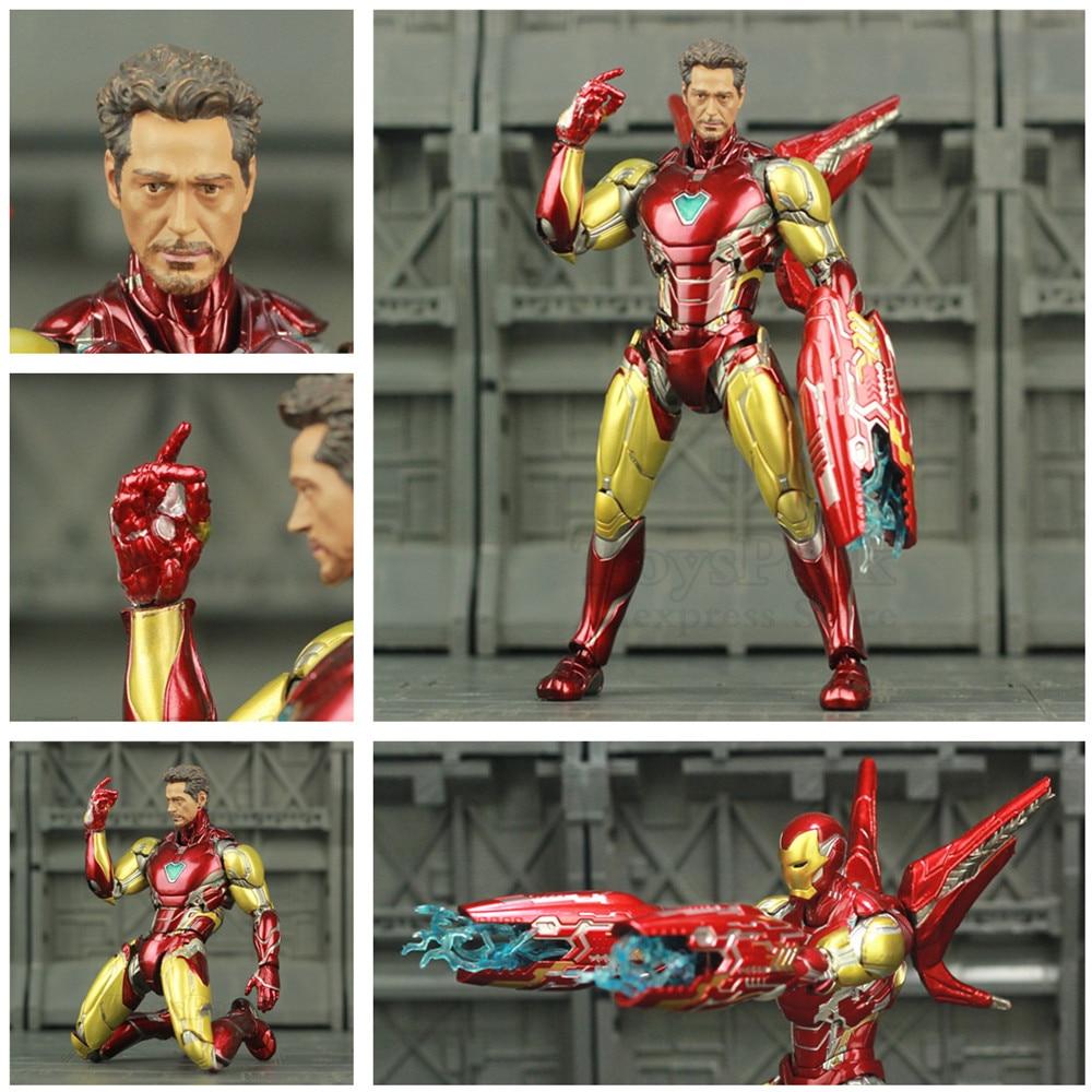 Marvel Avenger 4 Endgame Iron Man MK85 6