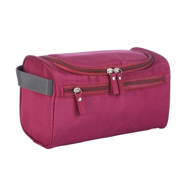 Fashion Waterproof Men's Cosmetic Bag Women's Travel Supplies Organizer Make-up Bag Beautician Cosmetics Necessities Wash Bags