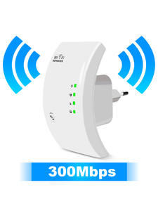 Repeater Wifi Amplifier Signal-Booster Range-Extender 300mbps-Network Wifi-Access-Point