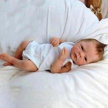 18 дюймов перерожденные куклы Младенцы ручной работы Новорожденные