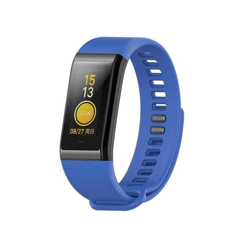 Pulsera para reloj Amazfit Huami COR Meter, correa de silicona sólida y colorida para pulsera inteligente A1702, correa de reloj TSFH 2020