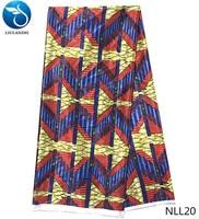 LIULANZHI satin fabrics african satins fabric for dress high quality fabric satin women dress NLL20 NLL29
