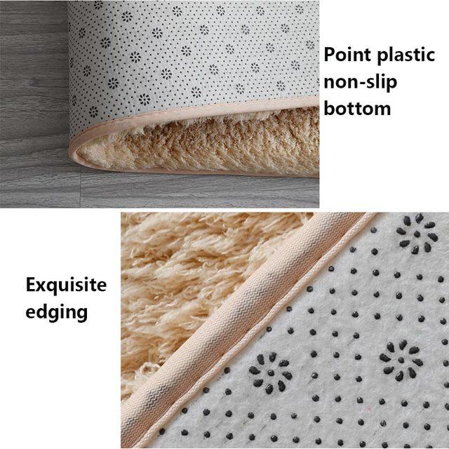 Anti Slip Soft Bedroom Rug 6
