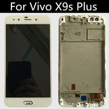 """5.85"""" TFT LCD For VIVO X9S PLUS LCD X9SPLUS LCD Display+Touch Screen with Frame Digitizer Assembly Replacement Accessories"""