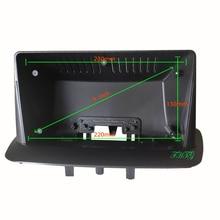 9 INCH Car Audio Frame Car dvd Plastic Frame Fascia is suitable for RENAULT MEGANE 3