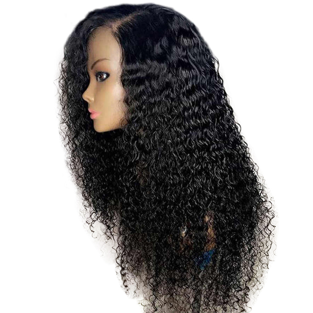 Eseewigs 360 Lace Frontal Wigs Water Wave Human Hair Wig For Women Pre Plucked With Baby Hair Brazilian Remy Hair