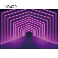 Laeacco Fluorescent Aperture Stage Scene Portrait Photo Backdrops Customized For Home Studio Photography Backgrounds For Video