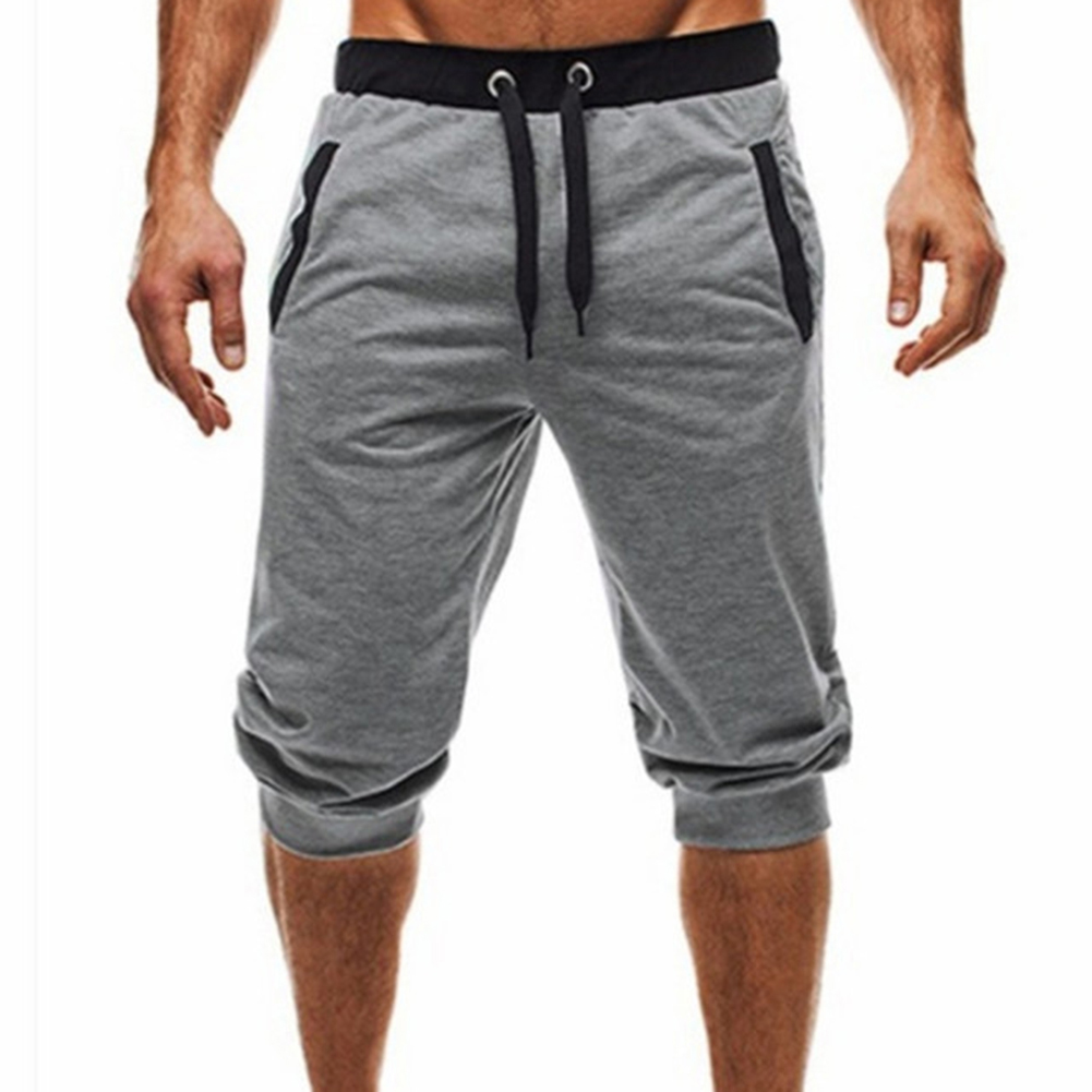 2019 Casual Skinny Pants Mens Joggers Sweatpants Gyms Fitness Workout Brand Track pants New Autumn Male Fashion 4
