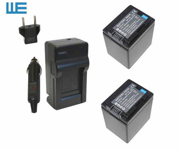 Energía de la batería CHIP PARA PANASONIC VW-VBN260 HC-X900 HC-X900M