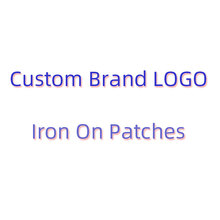 Customize Brands LOGO Iron On Space letters Patches For Clothes Heat Transfer Vinyl Sticker DIY T-shirt Decoration Applique
