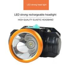 IPX5 waterproof LED headlight outdoor camping climbing portable rechargeable headlamp high brightness 700lm lighting light