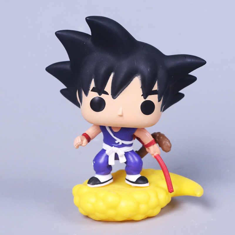 12 CENTÍMETROS 2019 Brinquedo Dragon Ball Son Goku Figura de Ação Anime Super Vegeta Boneca Modelo Coleção Pvc Brinquedos Para As Crianças presentes de natal