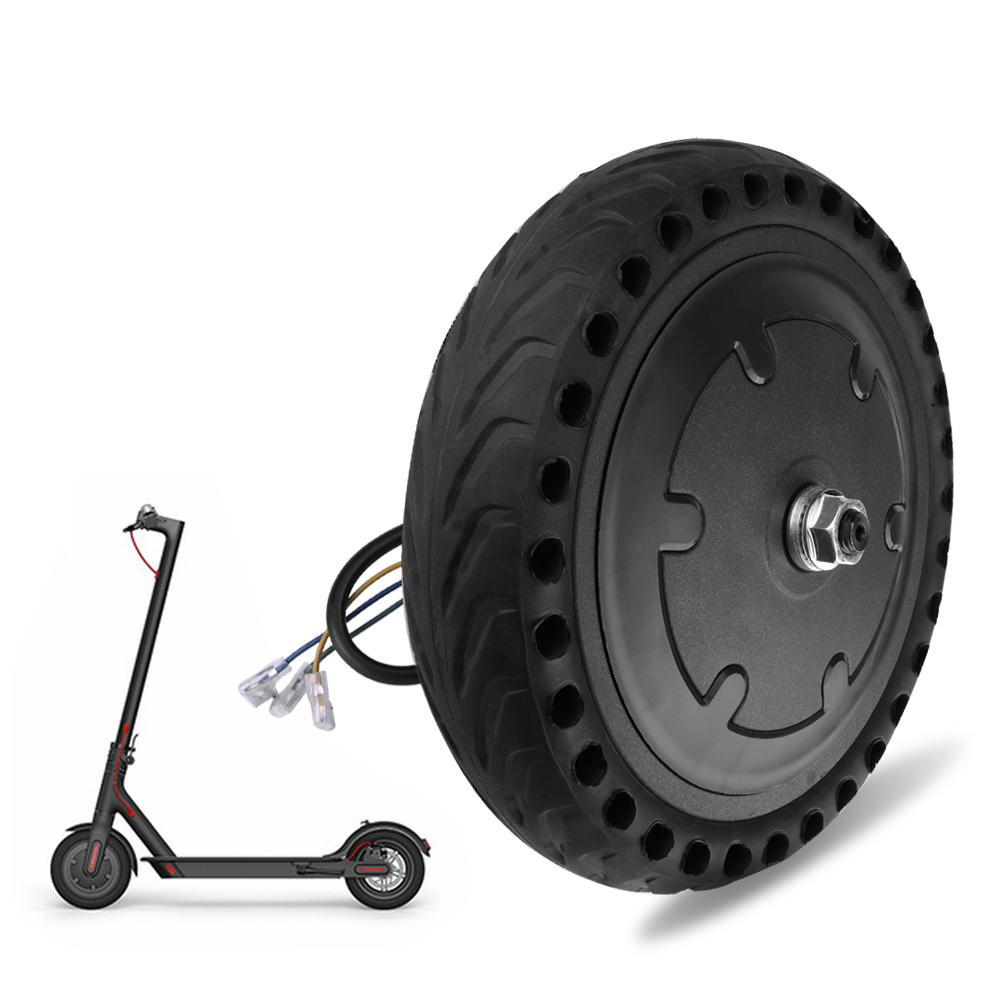 LeadingStar M365 <font><b>Scooter</b></font> Motor 36V <font><b>250W</b></font> <font><b>Electric</b></font> <font><b>Scooter</b></font> Motor Wheel 8.5 Inch for XiaoMi M365 <font><b>Scooter</b></font> image