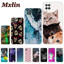 For Samsung Galaxy A12 Case Phone Cover Silicon Soft TPU Back Cases For Samsung A12 Case 2019 Fashion Bumper A 12 6.5