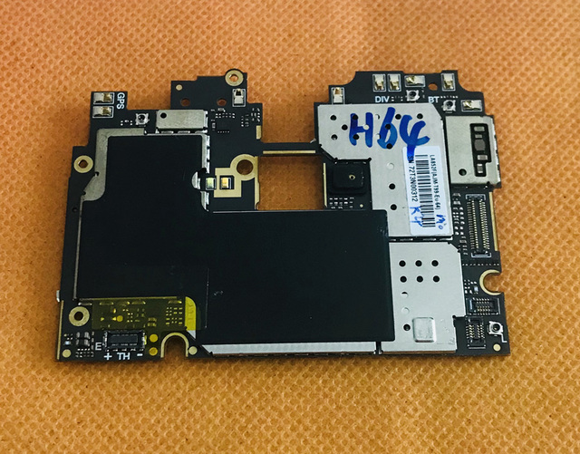 """Original mainboard 4G RAM+64G ROM Motherboard for AGM X1 IP68 Snapdragon 617 Octa Core 5.5""""FHD free shipping"""