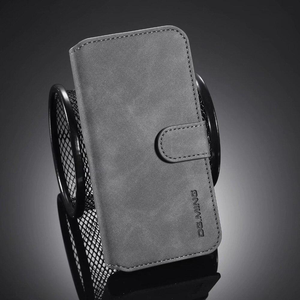 Premium Leather Flip Wallet Case for iPhone 11/11 Pro/11 Pro Max 9