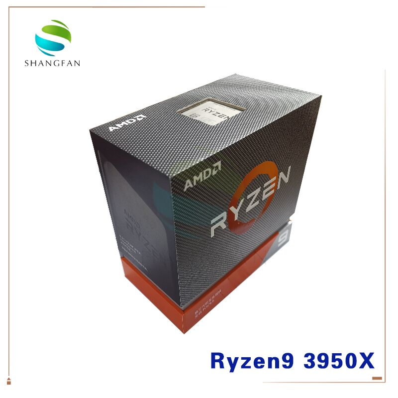 New Amd Ryzen 9 3950x Ryzen 9 3950x R9 3950x 3 5 Ghz 16 Core 32 Thread Cpu Processor 7nm L3 64m 100 000000051 Socket Am4 No Fan Cpus Aliexpress