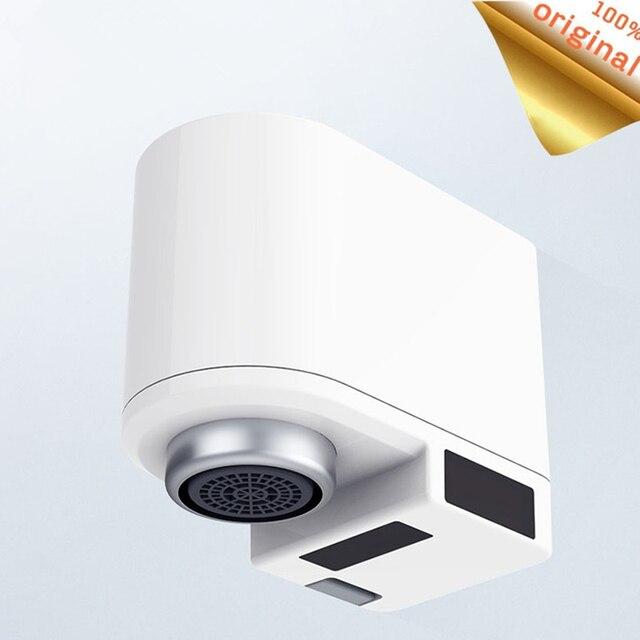 Youpin Zajia Induction économiseur deau Intelligent infrarouge Induction robinet deau Anti débordement capteur économie deau pour la maison