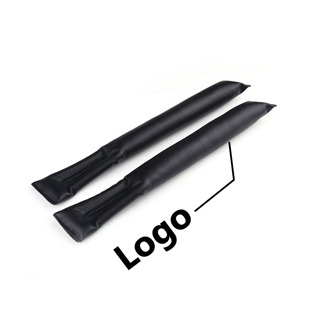 2pcs For Sline Logo Seat Gap Filler Leakage Pad Plugging Cover For Audi A1 A3 A4 A5 A6 A7 A8 Q3 Q5 Q7 S3 S4 S5 S6 S7 Car Tuning image