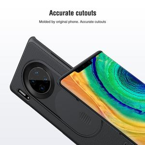 Image 3 - Nillkin Camshield Cases For Huawei Mate30 Mate 30 Pro Case Slide Back Cover for Camera Protection PC Hard All Around Coverage