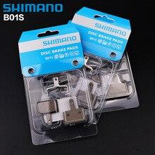 Лицензированный SHIMANO Hi Mano продукт, тормозные накладки для горного велосипеда, дисковый тормоз-колодка B01s M355