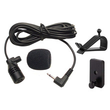 Microphone Car-Pioneer Radio-Receiver Bluetooth Portable for Stereos 3M Lapel Hands-Free