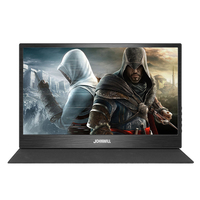 15.6 Portable gaming monitor pc 1920X1080 LCD Screen Second Monitor With Touch screen USB Type C HDMI for laptop phone xbox PS4