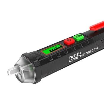 AC/DC Ołówek Testowy Napięcia 12 V/48 V-1000 V Napięcie Czułość Narzędzie PI669