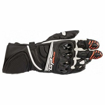 High Quality! Alpin Moto Racing Adults GP Plus R V2 Leather Motorcycle Motor Bike Gloves