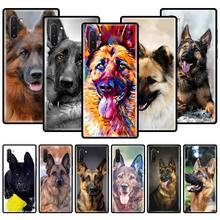 phone case for for samsung note 10 9 8 3 plus lite cases silicon soft tpu coque for samsung galaxy m30s m30 m20 m10 m40 covers German Shepherd Dog Phone Case For Samsung Galaxy Note 10 Plus 5G 8 9 10 Lite M10 M20 M30 M40 M11 M21 M31 M51 Soft Cover Couqe