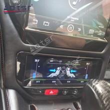 Tableau A/C pour Maserati GT/GC GranTurismo noir ou Fiber de carbone 2007 – 2017, lecteur multimédia de voiture, Navigation GPS, unité principale stéréo