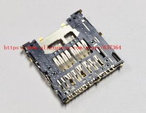 Image 2 - NEW SD Memory Card Slot Assembly For Panasonic G7 G8 G80 G81 G85 G9 GH5 GH5S Camera Unit Repair Part