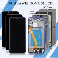 Catteny 6.3Inch For Huawei Nova 3i Lcd With Touch Panel Screen Digitizer Assembly P Smart Plus Display Free Shipping