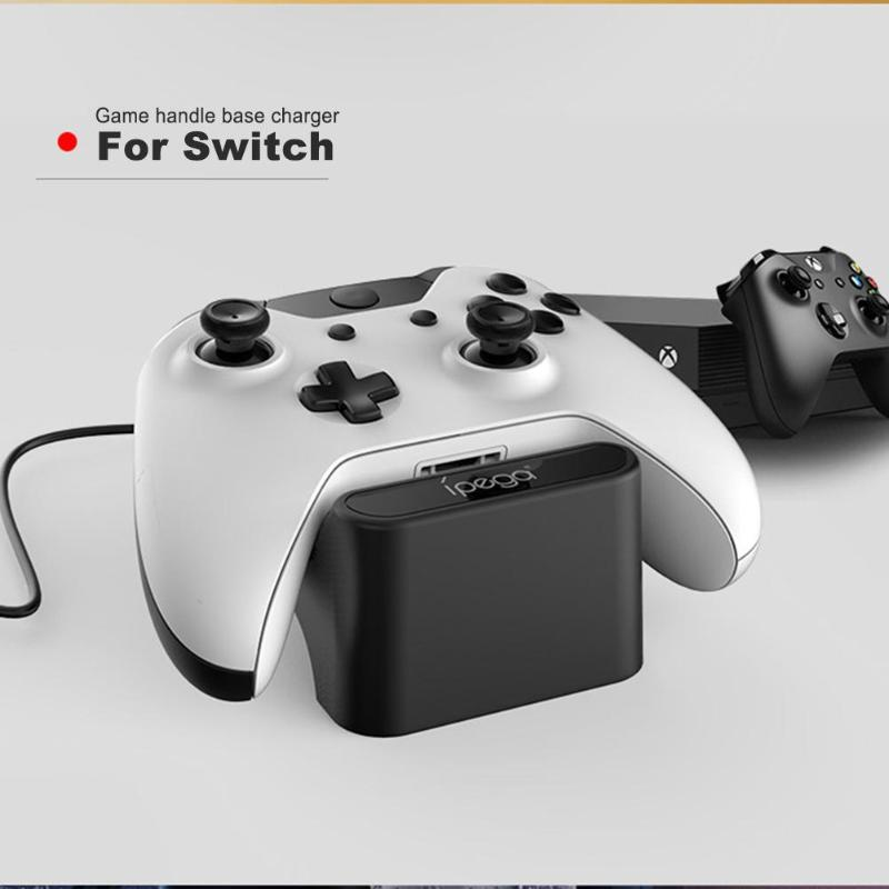 3 In 1 Controller Charger Dock PG-918 Charging Stand Station Cradle For Sony NS Pro Playstation PS4 Xbox One Controller
