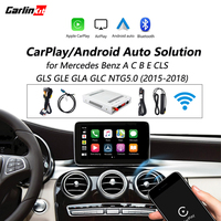 Carlinkit Decoder 2.0 CarPlay/Android Auto for Mercedes Benz NTG5.0 GLA A GLC C B E CLS GLE GLS Multimedia Wired Wireles Mirror