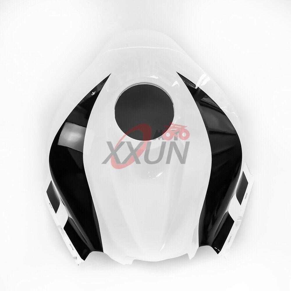 Мотоцикл Инжекционный обтекатель антиблокировочной системы комплект для Honda CBR600RR 2007 2008 CBR 600 RR F5 белые матовые черные Обтекатели Кузов формо... - 6