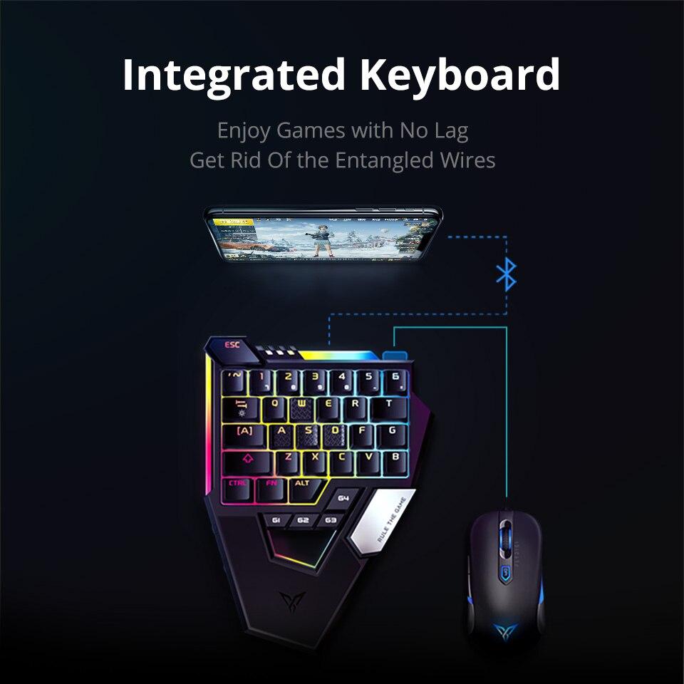 Flydigi Scorpion Bluetooth RGB Mechanical Keyboard 5
