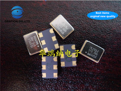 2pcs 100% New And Orginal Differential Patch Crystal LVDS 7050 5X7 6-pin 5070 212.5M 212.5MHZ 3.3V