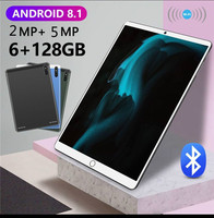 2021 New 10.1 Inch Tablet Pc  Android 9.0 10 core 6GB Ram 128GB Rom 1280x800 Ips Wifi 4G Fdd Lte Phablet Tablet Pc Gps