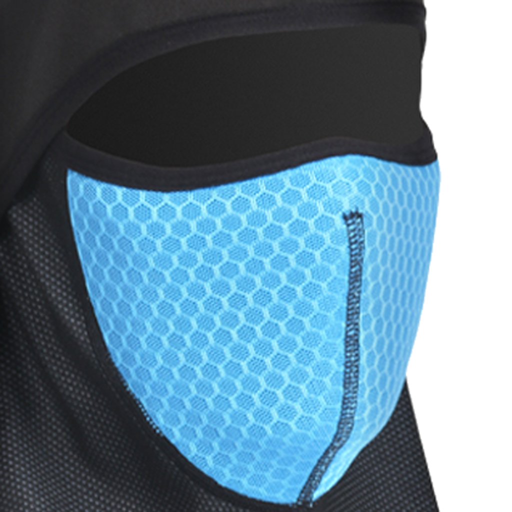 Winter Windproof Thermal Full Face Mask Motorcycle Skiing Balaclava Headscarf Neck Hood Outdoor Full Face Mask