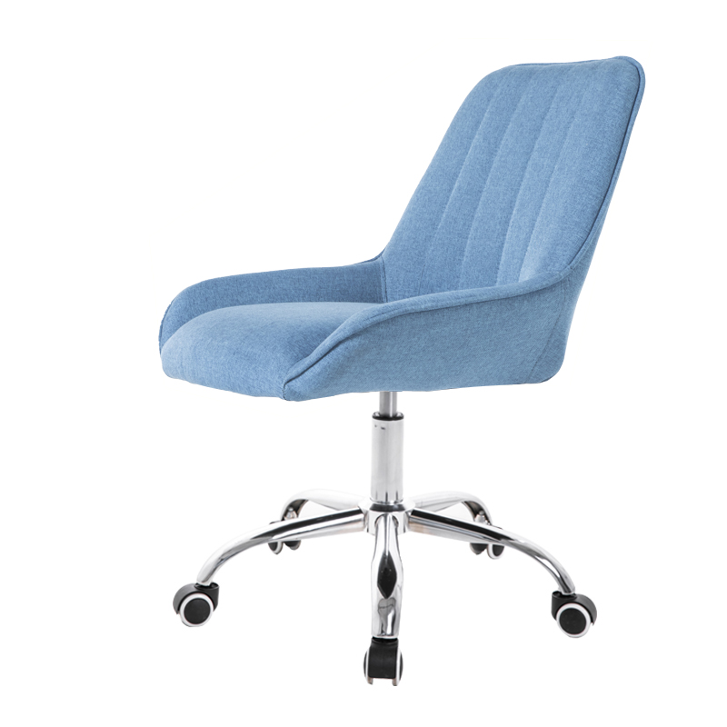 H1 Computerized Chair Household Cloth Comfortable Sitting Office Chair Rotary Chair Lifting Simple Desk Chair Ergonomics Chair