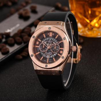 Luxury Brand Quartz Mens Women Watches Quartz Watch Stainless Steel Strap Men's Wristwatch Classic Business Dress Men's Watch 5