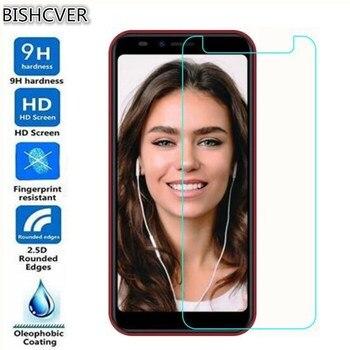 Перейти на Алиэкспресс и купить Закаленное стекло для INOI 5i Pro, Защитное стекло для экрана 2.5D 9H Премиум, закаленное стекло для INOI 5 Lite, пленка для телефона