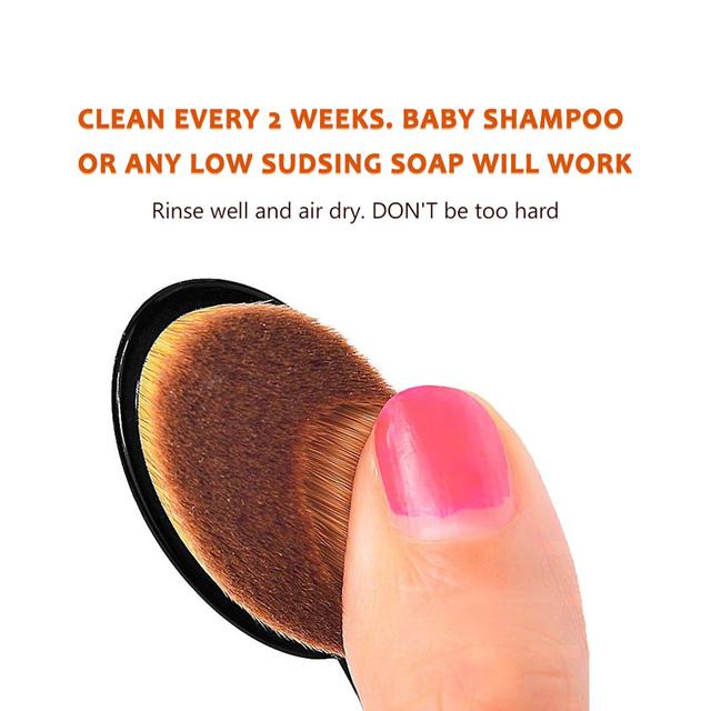 Soft Makeup Blending Brush