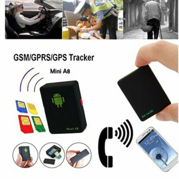 Mini Spy Bug Room Remote Voice Surveillance GSM Listening Box Device Sim Slot UK GPS Positioning Accuracy 10m 3